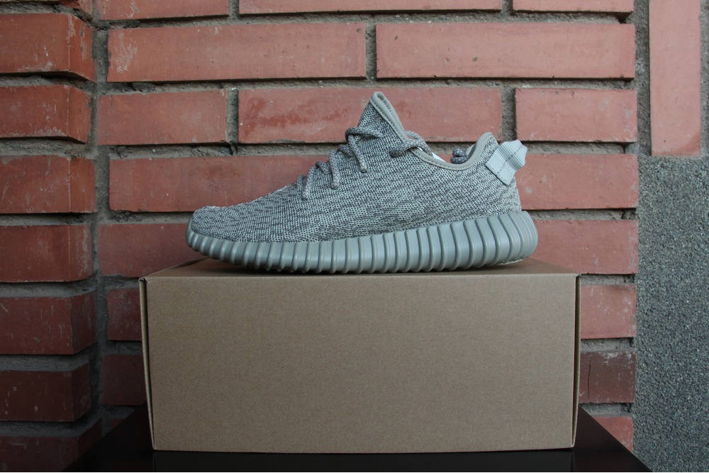 ADIDAS YEEZY BOOST 350 SIZE 7.5 MOONROCK MR AQ 2660 100