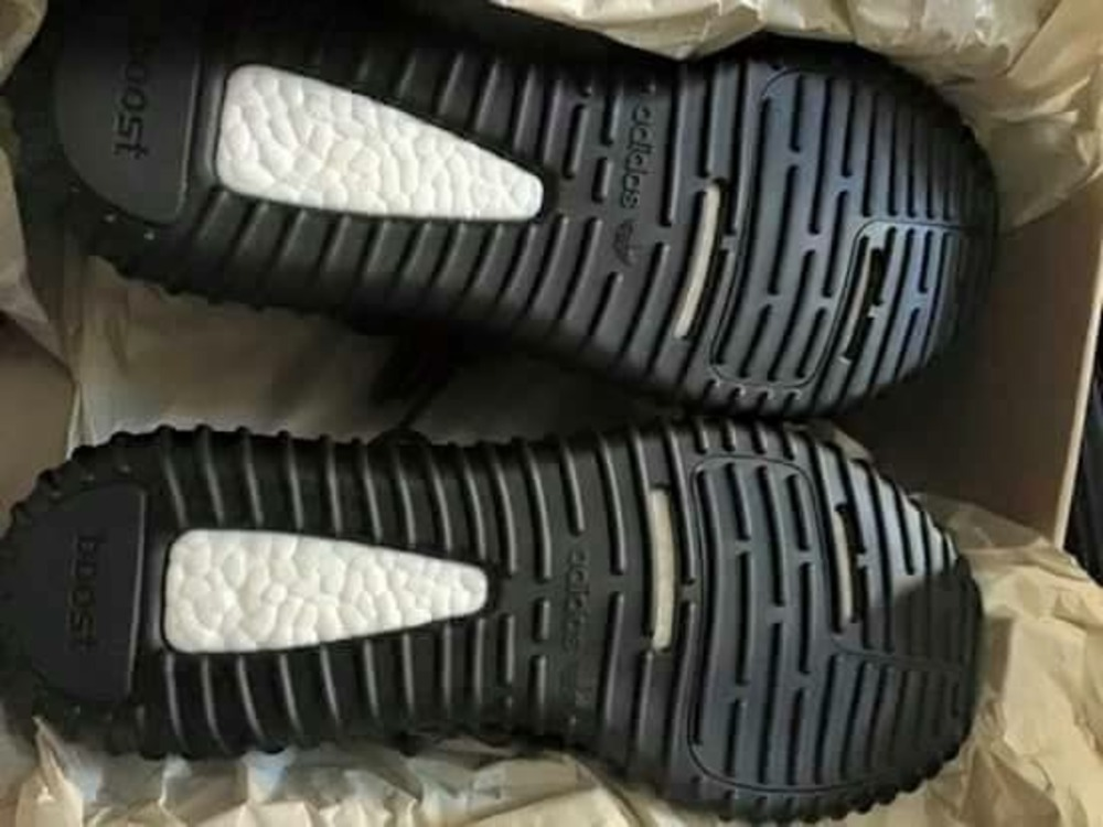 Yeezy Boost 350 Pirate Black Fake