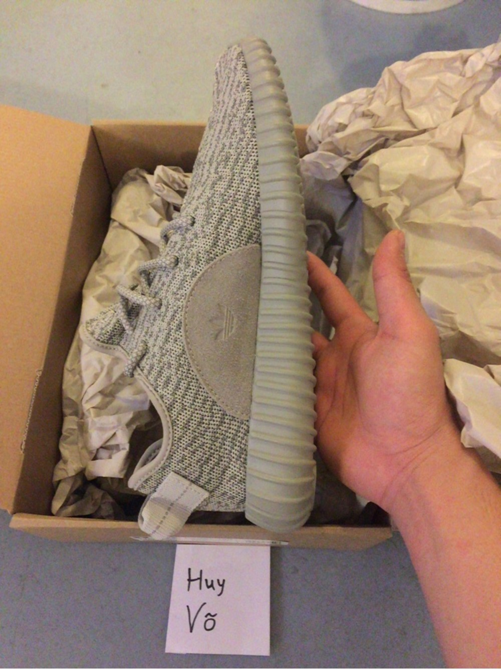Adidas Yeezy Boost 350 Moonrock size 7 US 40 EU (#271601) from Huy ...