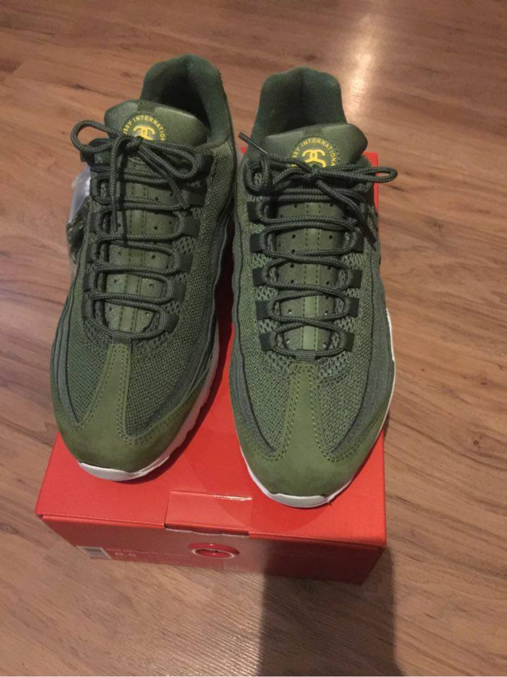 Nike Air Max Stussy 95