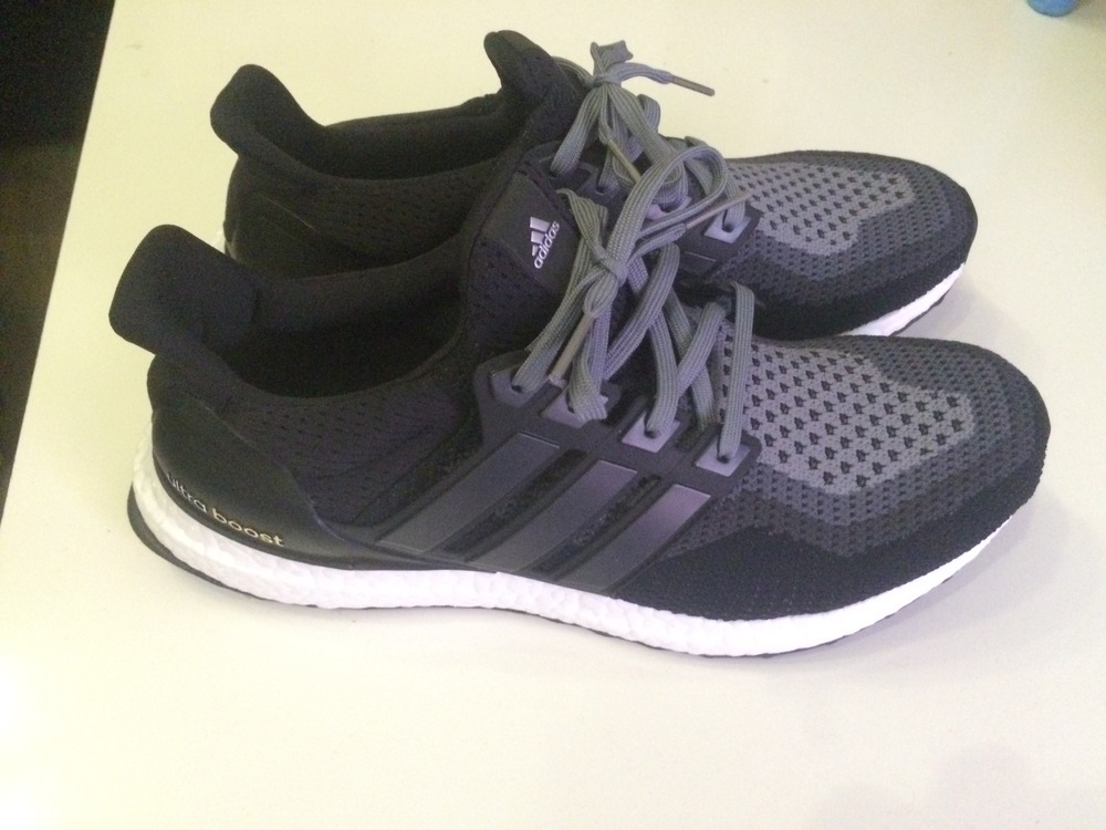 Adidas Ultra Boost Black Gray