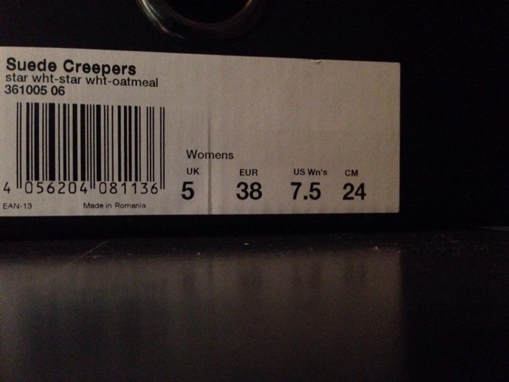 puma creepers 38