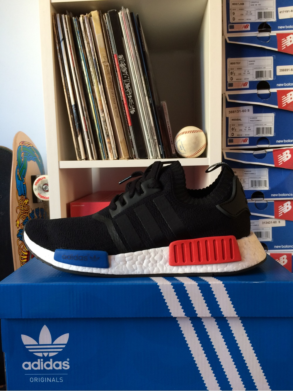 qhuwyc Adidas NMD Runner PK size 9us (#273403) from Colt.45 at KLEKT