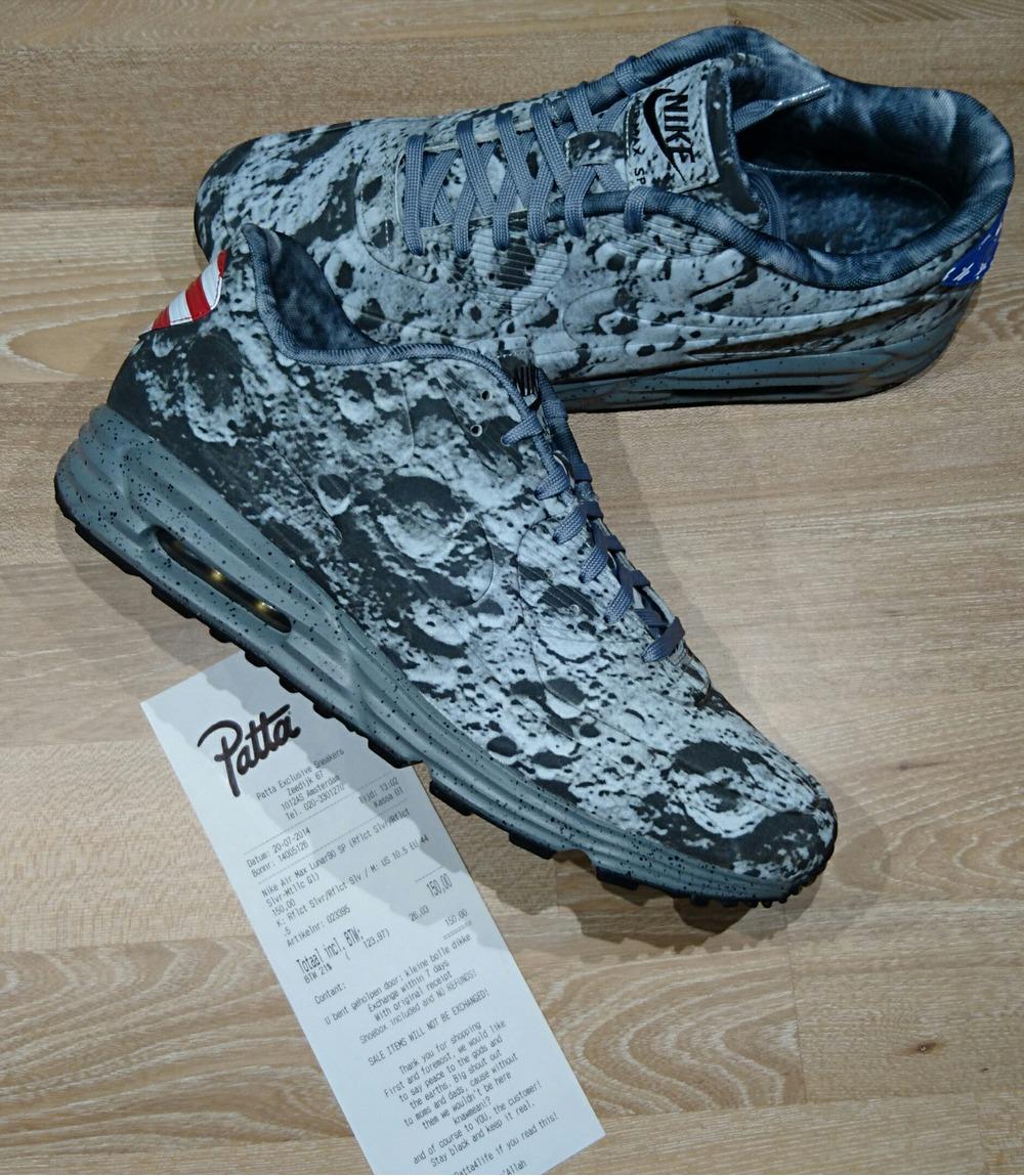 nike air max lunar 90 sp moon landing