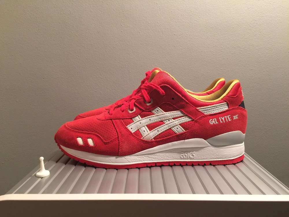 asic gel lyte 3 christmas pack