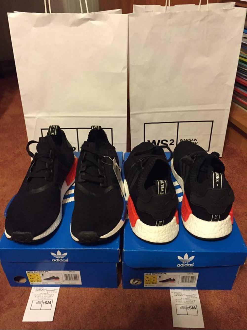 Adidas Nmd 9.5
