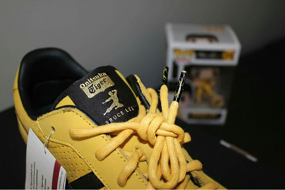 BAIT x Bruce Lee x Onitsuka Tiger Men Colorado Eighty Five
