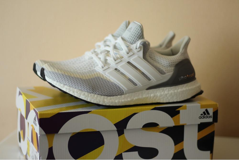 Adidas Ultra Boost White Europe
