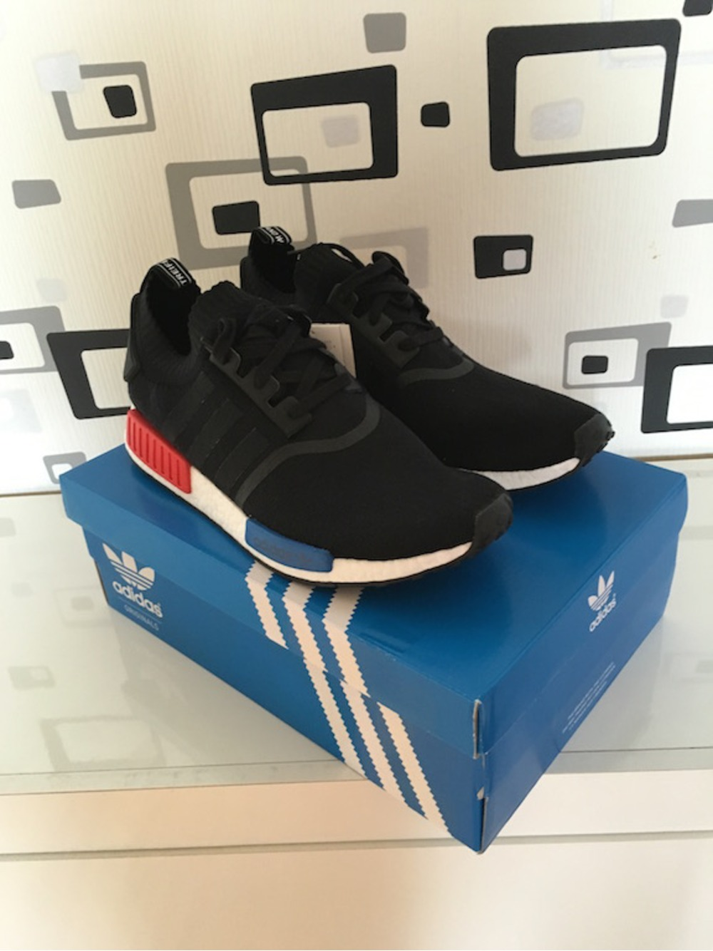 Adidas Zx Flux Nmd