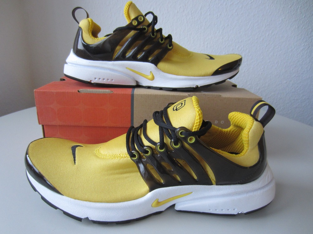 Nike Air Presto Yellow