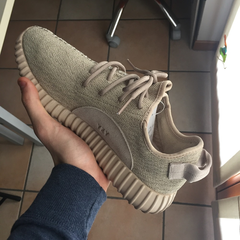 Adidas Yeezy Boost 350 10.5 '2016 Release' BB 5350 on Shop Savvy