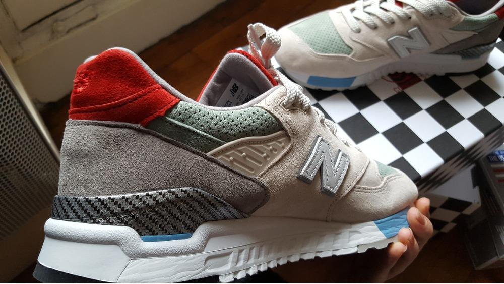 new balance 998 size 8