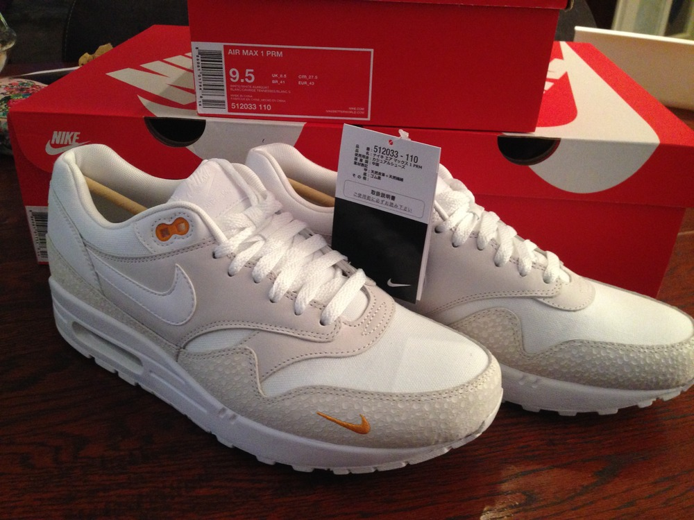 Air Max 1 C2.0 Kumquat