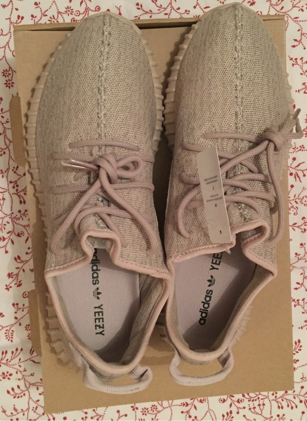 Adidas Yeezy 350 Boost Unisex Oxford Tan
