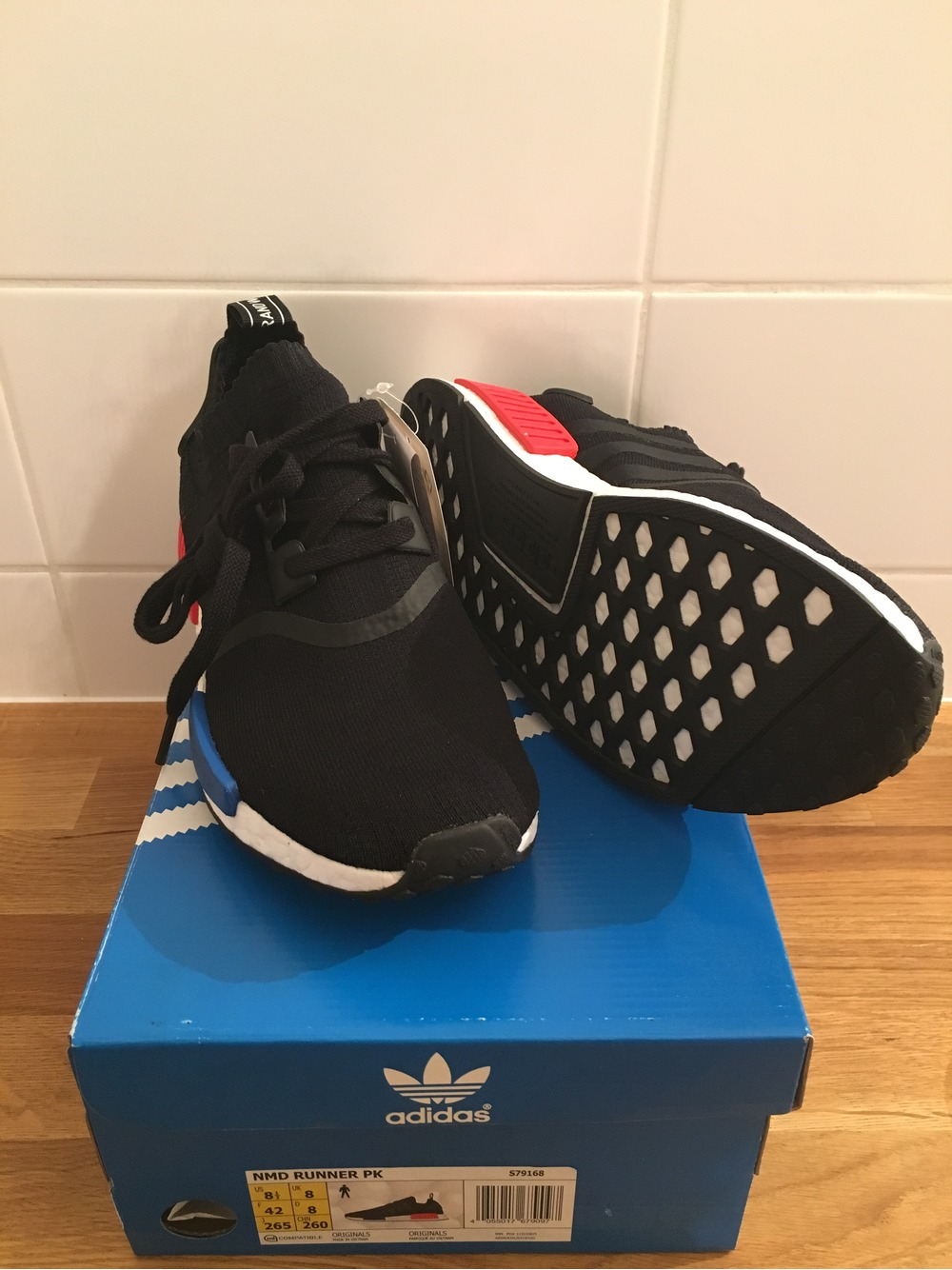 Adidas NMD Runner PK NMD Runner PK size 8,5/42 - photo 3