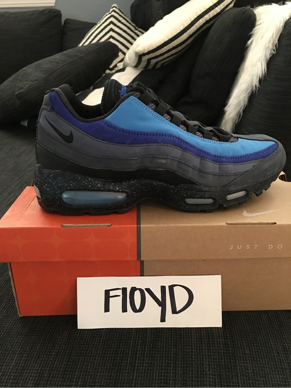 Nike airmax 95 STASH DS Size 10 photo 11