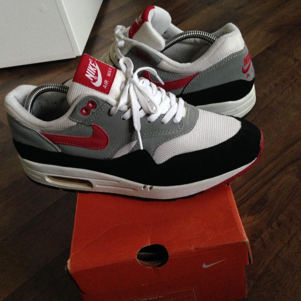 nike air max 1 chili legit sneaker