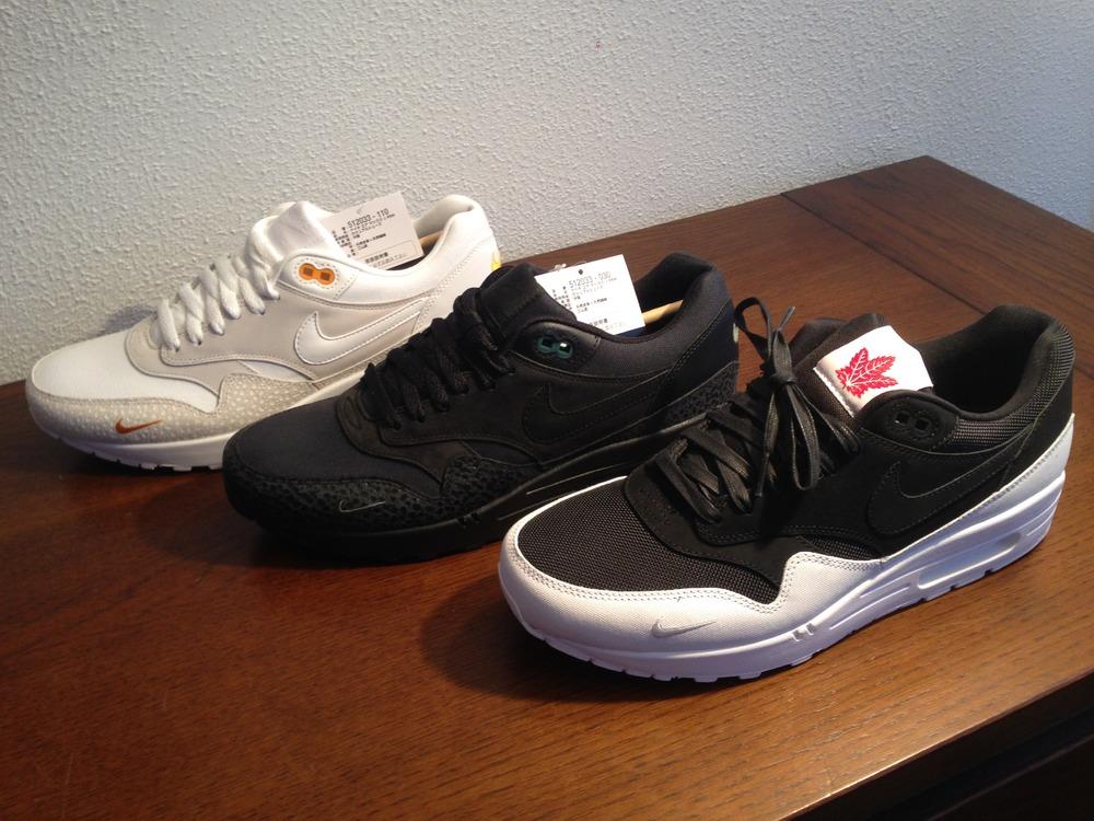 Nike Air Max 1 Premium Safari