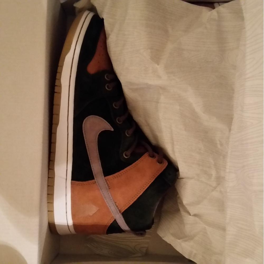 Nike Sb Homegrown