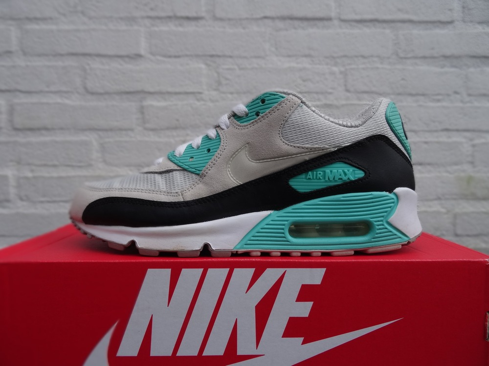 nike air max 90 clear mint