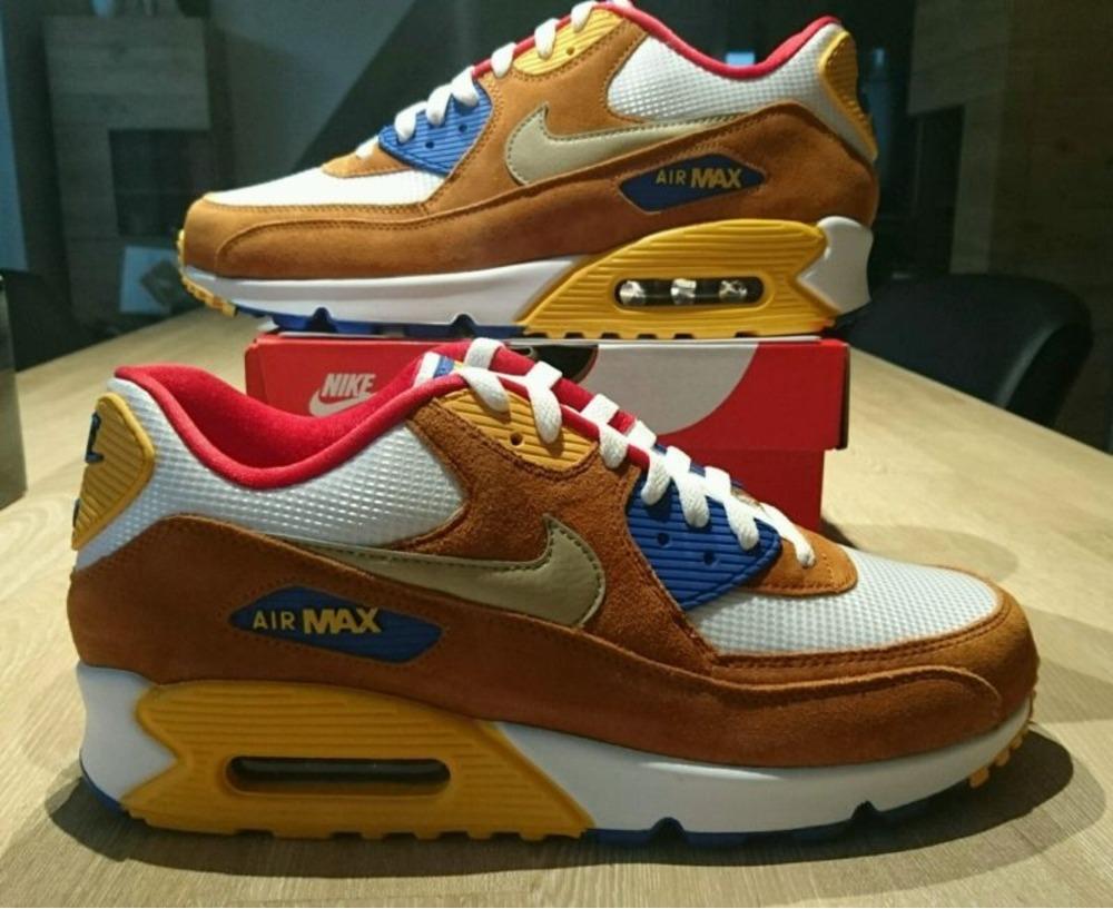 Nike Air Max 90 Curry