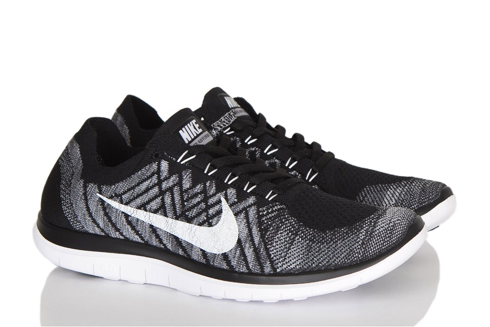 nike free 4 0 flyknit womens wolf grey. Black Bedroom Furniture Sets. Home Design Ideas