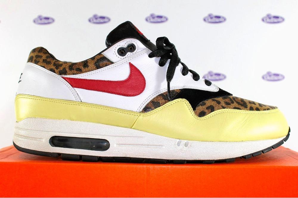 Air Max 1 Yellow Safari