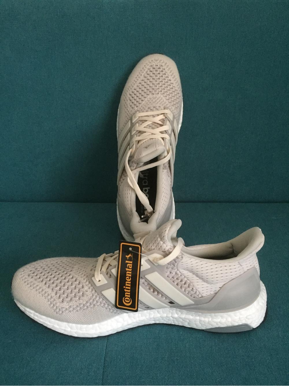 Adidas Ultra Boost Tan Cream