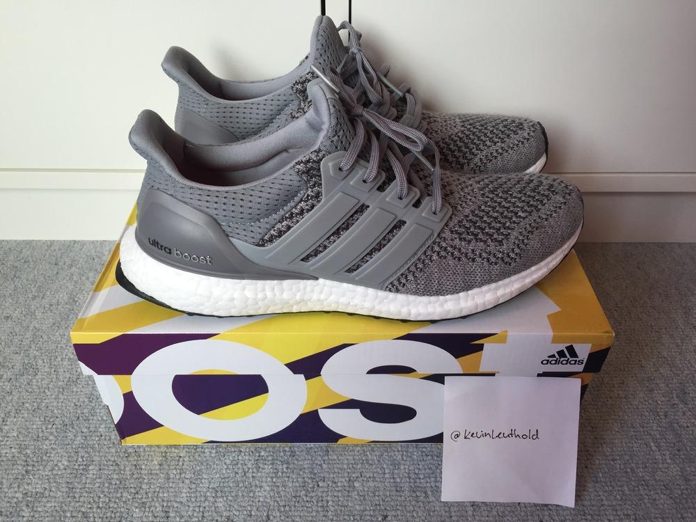 adidas ultra boost grey wool