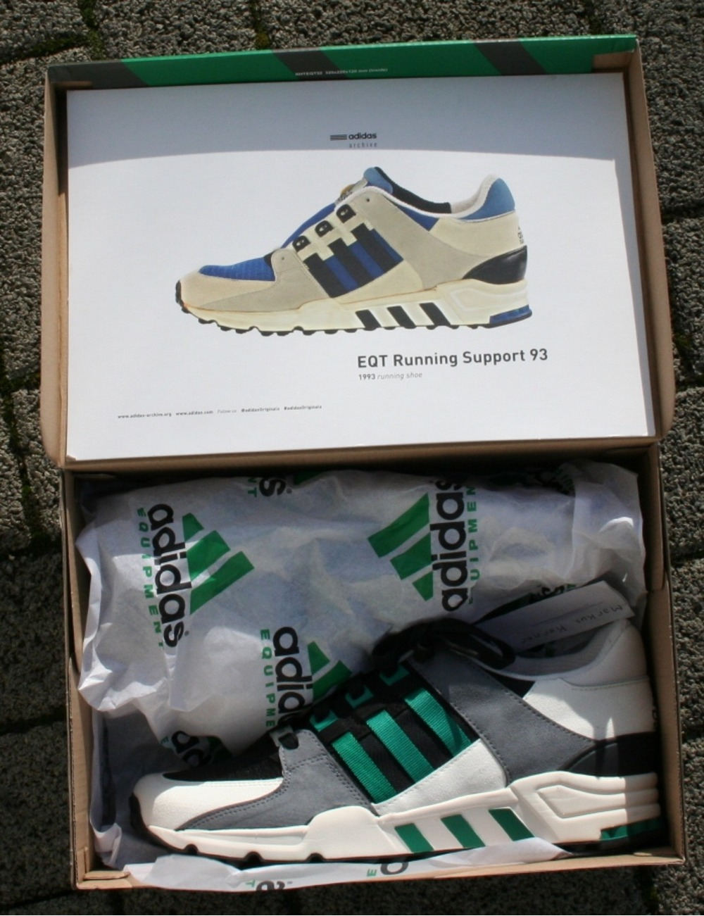 Adidas Eqt Support 93 For Sale