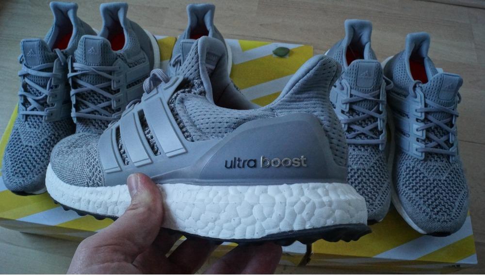 Adidas Ultra Boost Grey Blue