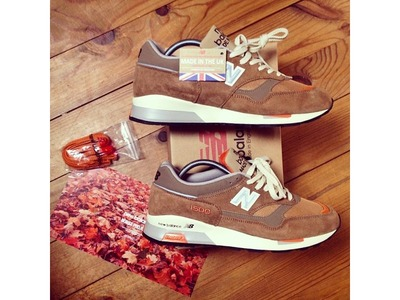 Image of NEW BALANCE X NORSE PROJECTS