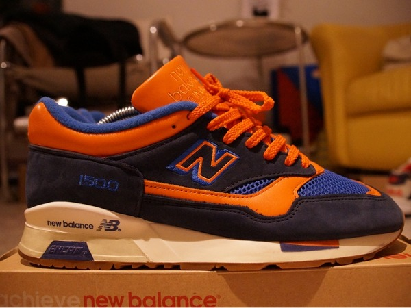 new balance 1500 blue orange