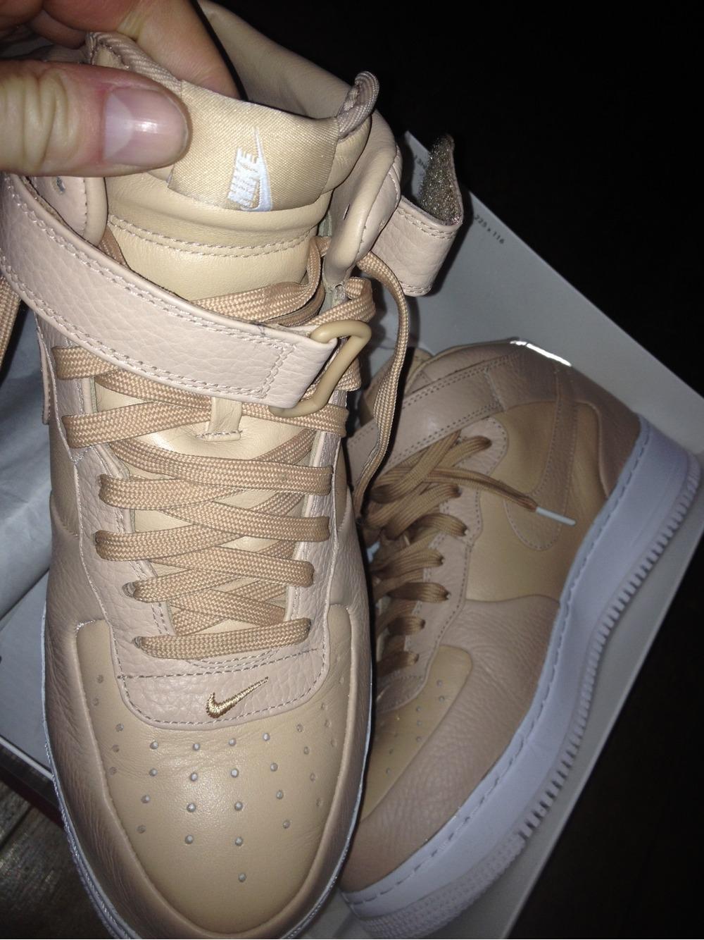 Nike Air Force 1 Vachetta