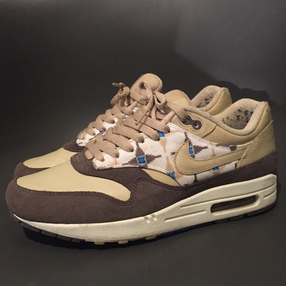 2011 Air Max Brown