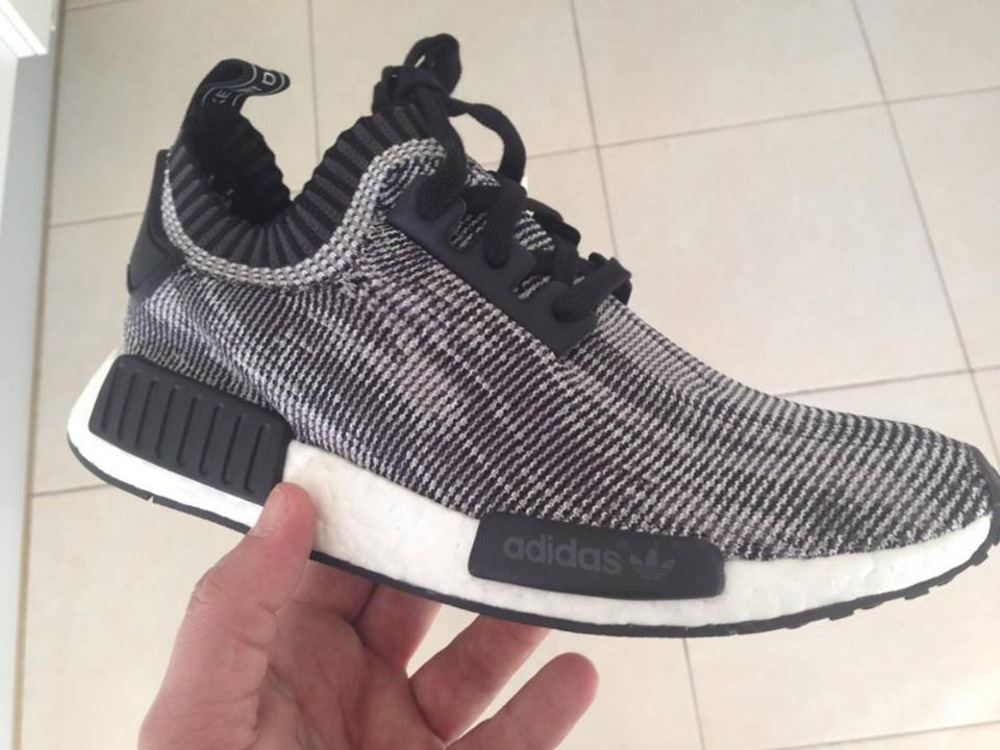 Comparison of UA Adidas NMD R1 Boost and Cheap