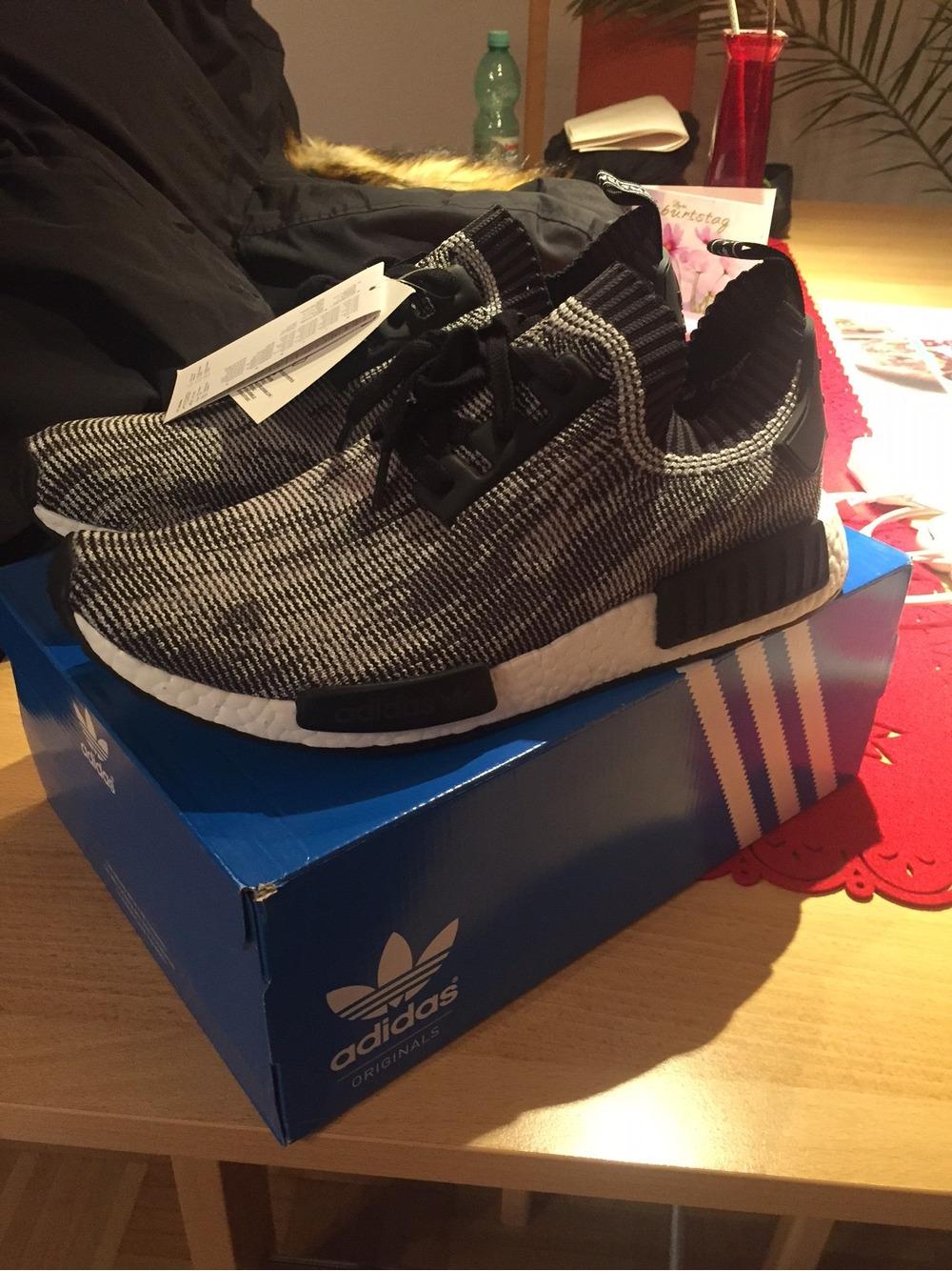 fmorhp Adidas NMD Runner PK NMD Runner PK US 8 EU 43 1/3 (#290677) from