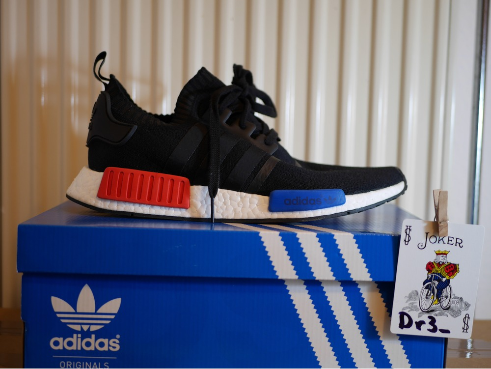Cheap Adidas NMD R2 PK Sneakers Running