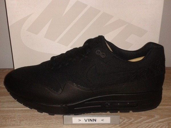 Nike Air Max 1 Patch V SP Black - photo 1/6