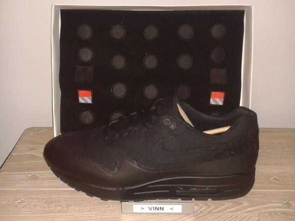 Nike Air Max 1 Patch V SP Black - photo 2/6