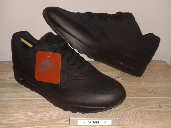 Nike Air Max 1 Patch V SP Black - photo 3/6