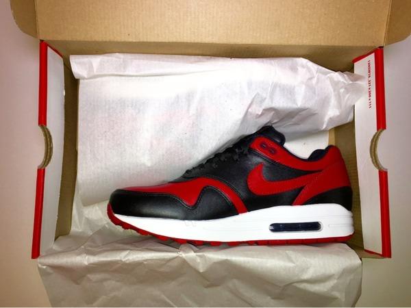 "Nike Air Max 1 Bred Premium QS ""Valentines"" - photo 1/2"