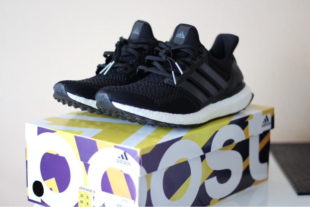 Adidas Ultra Boost Core Black 2