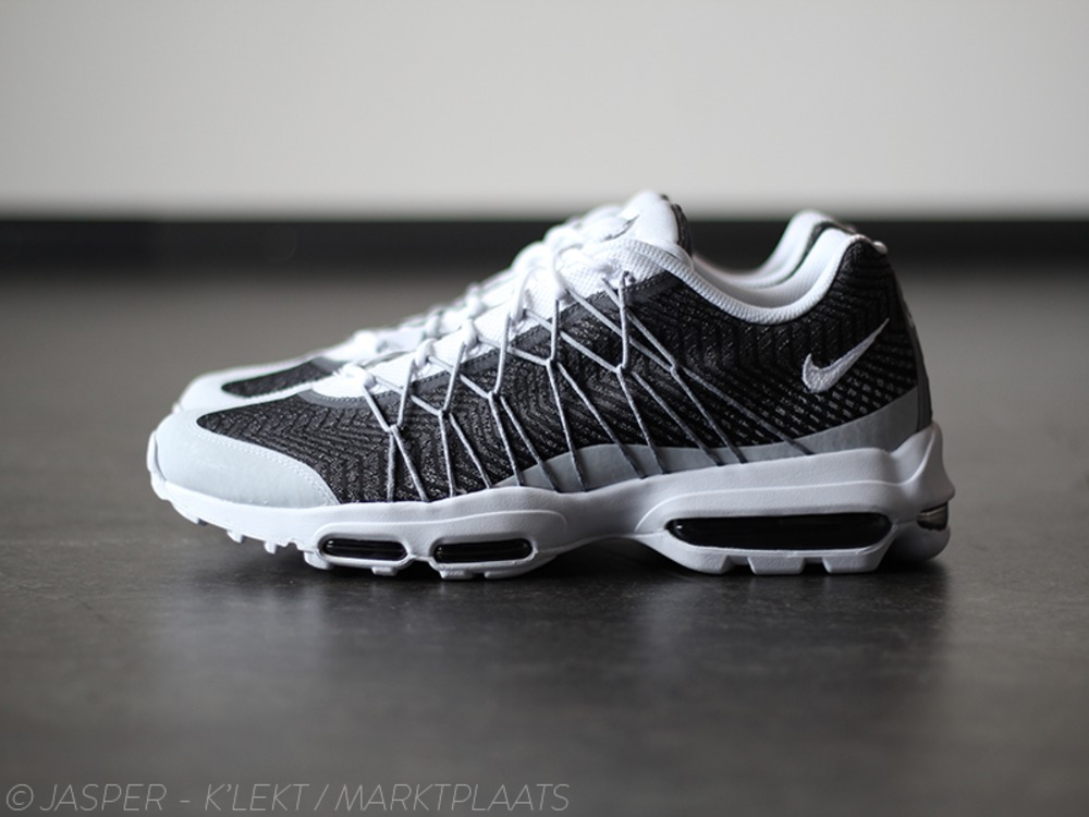 nike air max 95 ultra jacquard jcrd wolf grey 289549. Black Bedroom Furniture Sets. Home Design Ideas