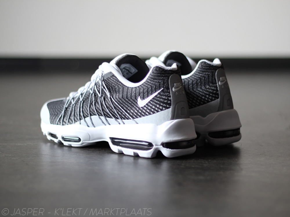 Air Max 95 Jacquard Wolf Grey