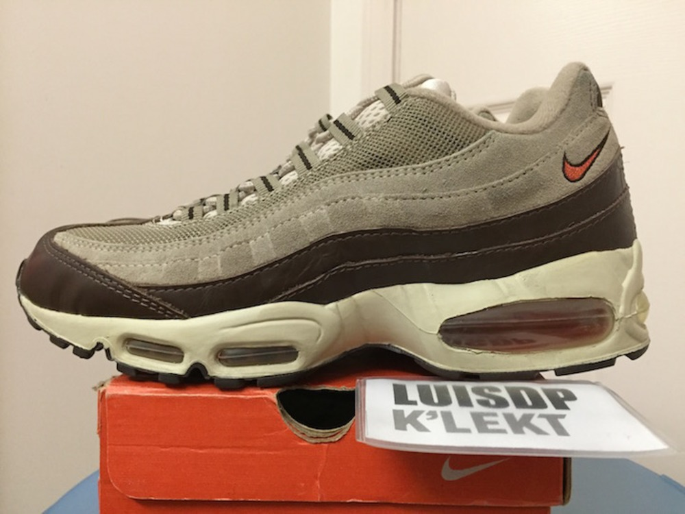 95 Nike Air Max Brown