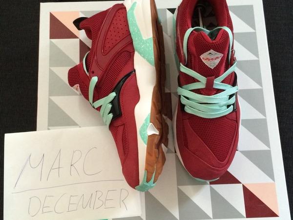 Puma Blaze of Glory Sneaker freaker x Packer Shoes Bloodbath - photo 1/1