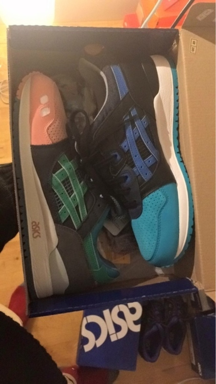 Asics GEL Lyte III x Ronnie Fieg 'Homage' US 10 - photo 1/1