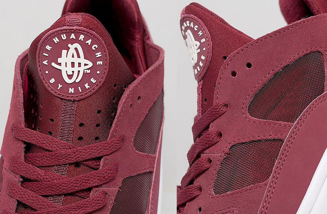 Nike Air Huarache Low Red