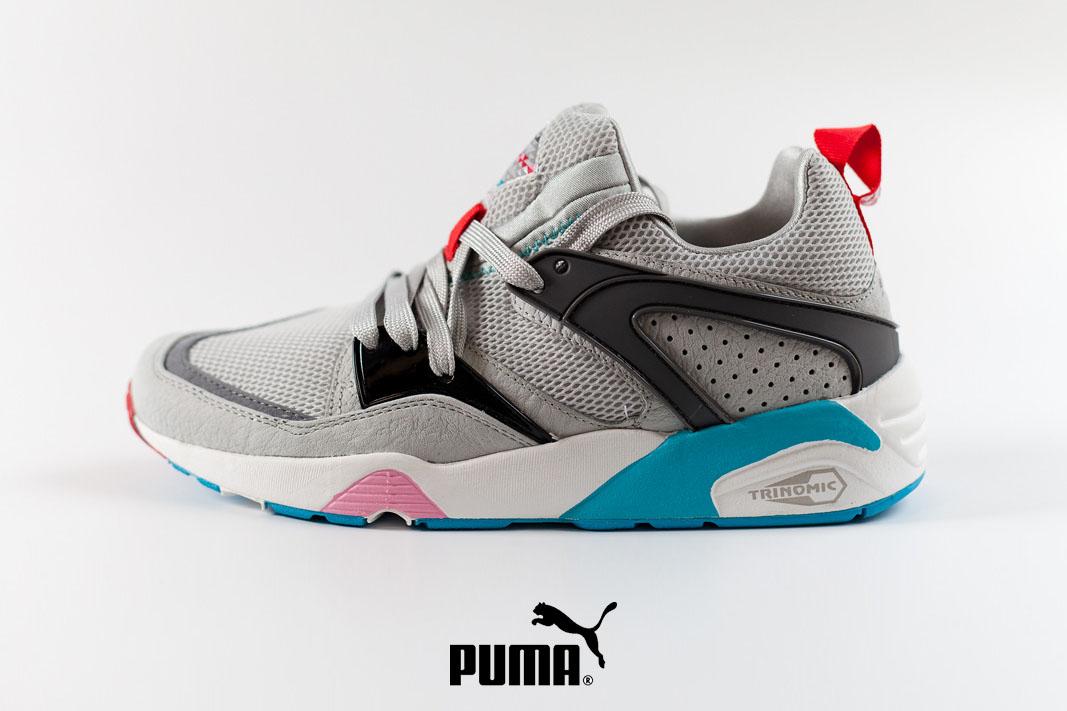 Sneaker Freaker x PUMA Blaze Of Glory –